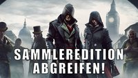 Assassin's Creed Syndicate: Gewinn das fette Big Ben Collector's Case!