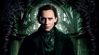 Crimson Peak: GIGA im Interview mit Tom Hiddleston