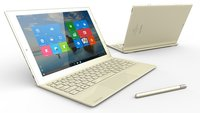 Toshiba dynaPad Tablet mit Windows 10 vorgestellt