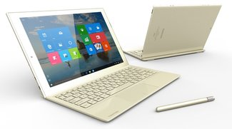 Toshiba dynaPad Tablet mit Windows 10 vorgestellt
