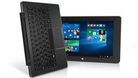 TrekStor SurfTab duo W1: Windows 10 Volks-Tablet mit Tastatur, Stylus & LTE
