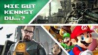 Wie gut kennst du dich mit Videospielen aus? - Das ultimative Wissens-Quiz