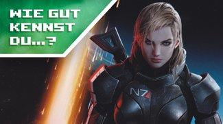 Wie gut kennst du Mass Effect?