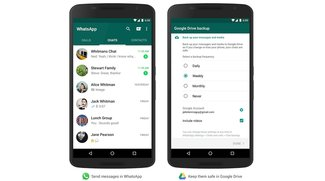 WhatsApp: Google Drive Backup-Funktion ist offiziell [APK-Download]