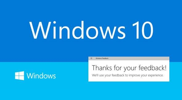 Windows 10 Feedback