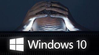 Windows-10-Probleme: Die 10 häufigsten Fehler mit Lösung