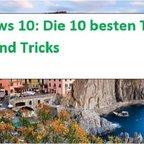 Windows 10: Die 10 besten Tuning-Tipps und Tricks