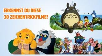 Bilderrätsel: Erkennst du diese Zeichentrick-Klassiker anhand eines Screenshots?