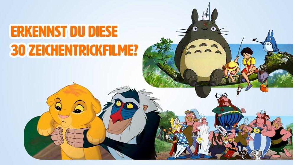 Zeichentrickfilme