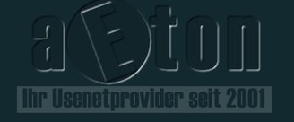 aeton logo usenet provider im vergleich