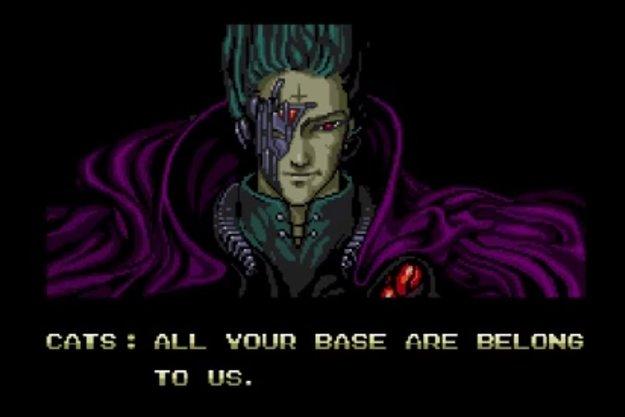 All your base are belong to us: Übersetzung und Bedeutung des Memes