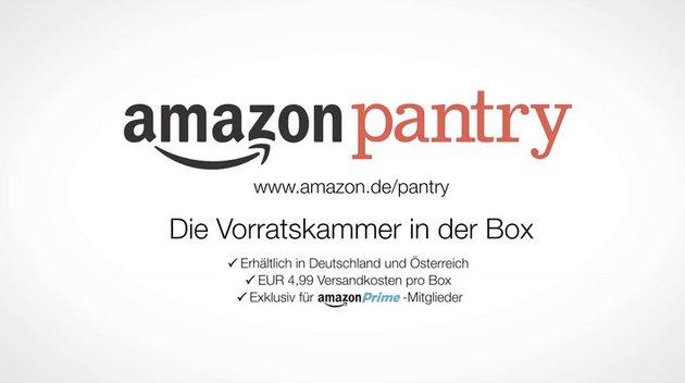 amazon pantry in deutschland essen online bestellen. Black Bedroom Furniture Sets. Home Design Ideas