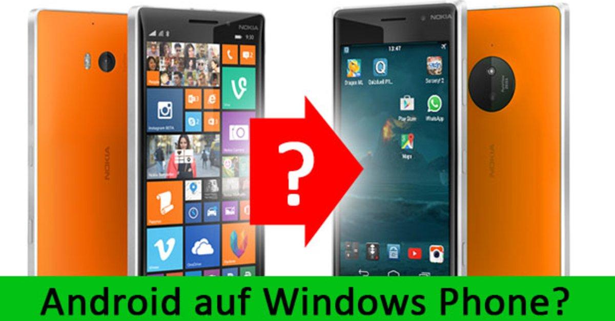 android apps auf windows 10 mobile lumia 950