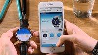 Android Wear mit iOS im Test: iPhone-Kompatibilität und Funktionen ausprobiert