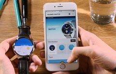 Android Wear mit iOS im Test:...