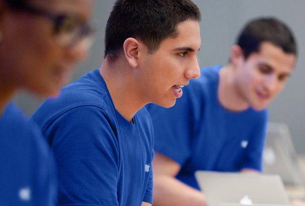Apple Stores: Apple testet häufigeres Einschicken von iPhones zur Fehlerbehebung