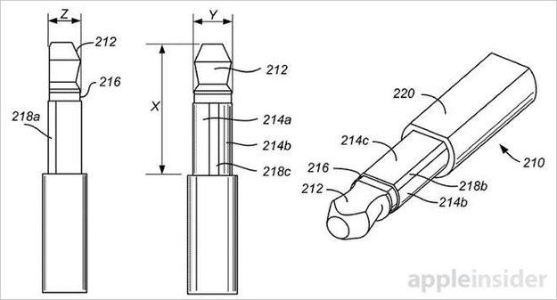 Apple-Patent beschreibt kompakteren Kopfhörer-Anschluss