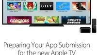 Apple TV: Entwickler können jetzt tvOS-Apps einreichen