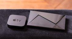 Apple TV versus Nvidia Shield Android TV: Die neuen Boxen im Vergleich