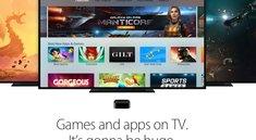 Apple TV: So viel Platz können Apps einnehmen