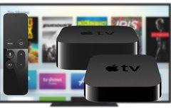 Apple TV 4 und Apple TV 3 im...