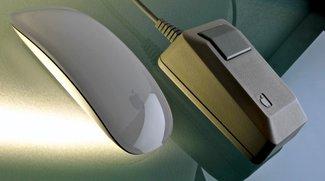 """Apples Mäuse im Überblick: Die """"Nager"""" der letzten 30 Jahre mit ihren Vor- und Nachteilen"""