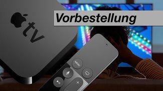 Apple TV 4 vorbestellen: Verkauf startet ab sofort (offizielle Preise veröffentlicht)