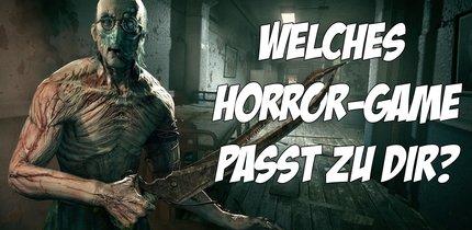 Wir sagen dir, welches Horror-Spiel für dich am besten ist