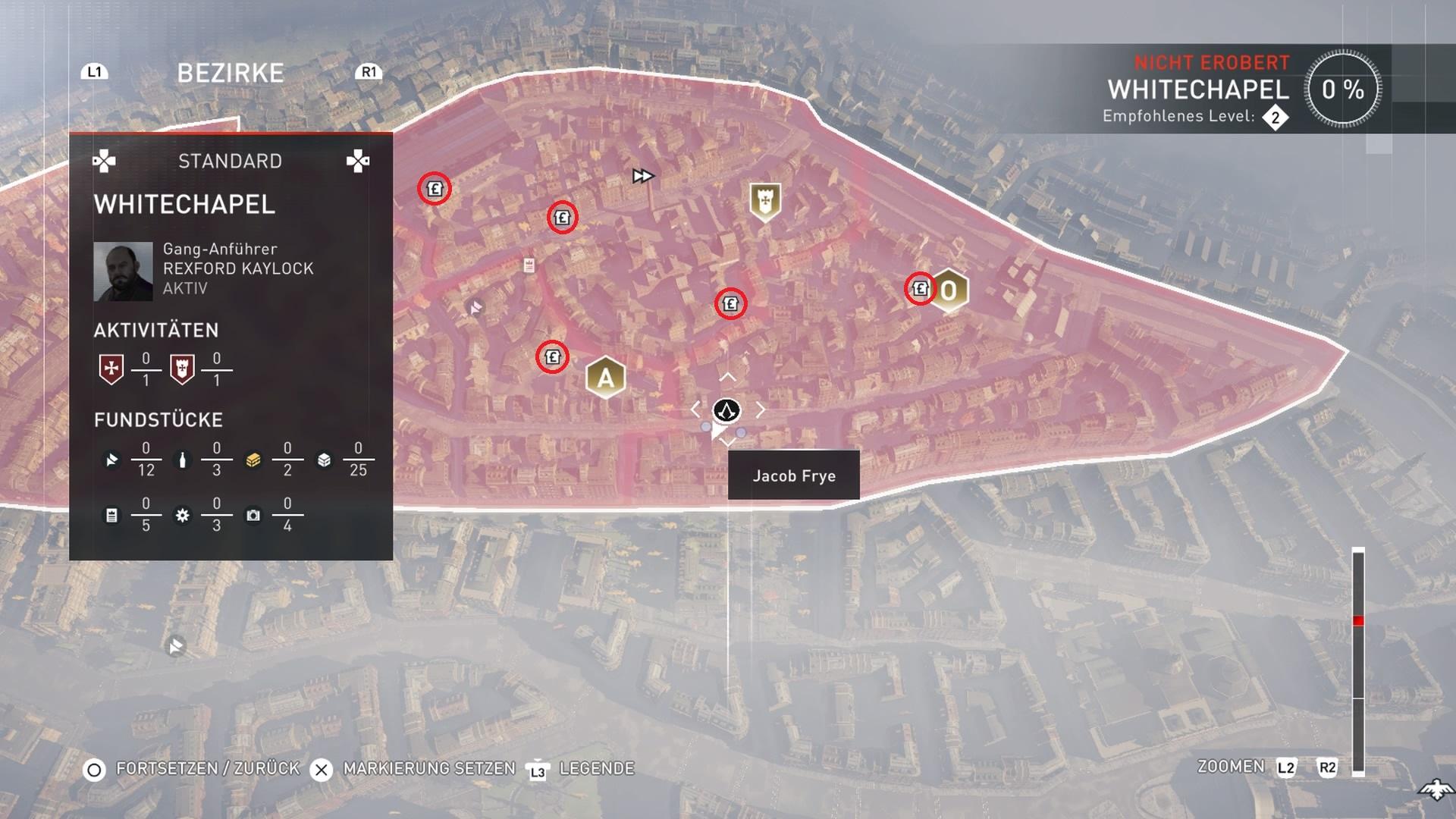 assassins creed syndicate londoner geheimnisse karte Assassin's Creed – Syndicate: Illustrationen, gepresste Blumen und