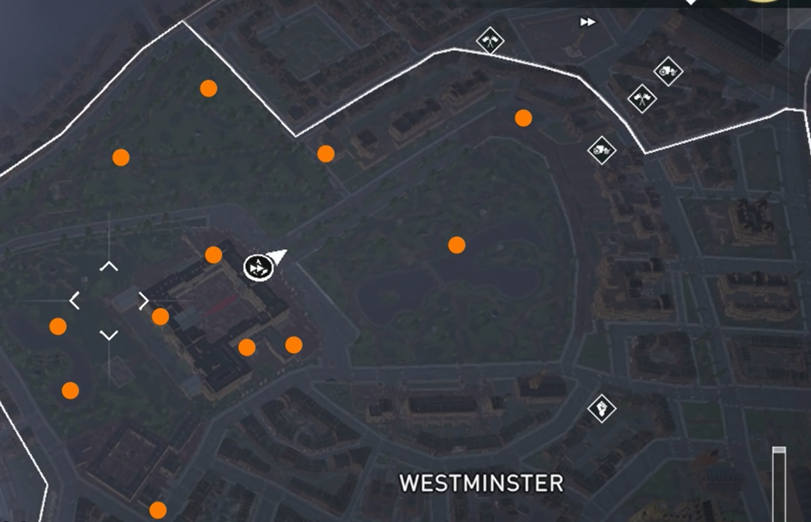 assassins creed syndicate londoner geheimnisse karte Assassin's Creed – Syndicate: Alle königlichen Briefe – Fundorte