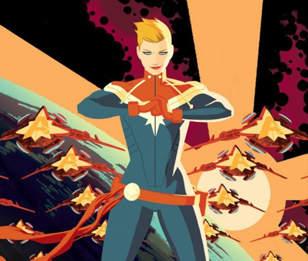 Captain Marvel © Marvel
