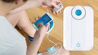 Bluetens: Elektrostimulation per iPhone und Co. jetzt auch in Deutschland verfügbar