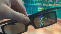 Apple TV unterstützt 3D-Fernseher für Spiele
