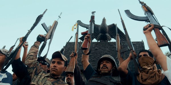 cartel land kritik