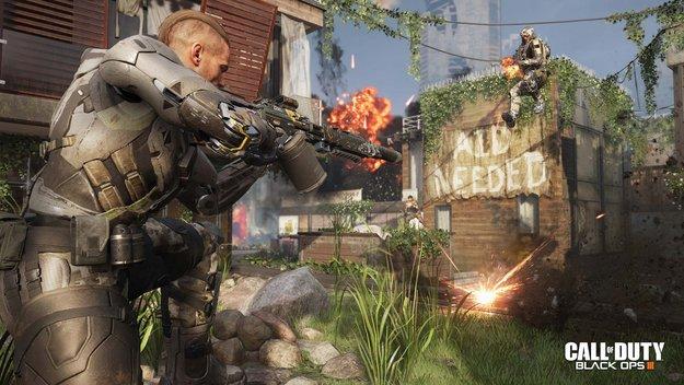 Call of Duty Black Ops 3: Die Kampagne ist lang und kann am Ende begonnen werden
