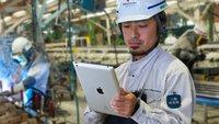 Das iPad ist Big in Japan: Android-Tablets spielen in Unternehmen kaum eine Rolle