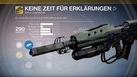 Destiny - König der Besessenen: Keine Zeit für Erklärungen - so erhaltet ihr die mächtige Waffe