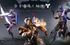 Destiny auf der PS4: so...