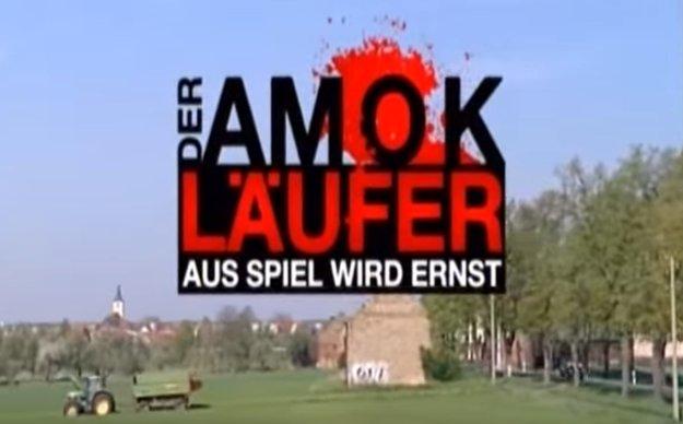 Der Amokläufer: Aus Spiel wird Ernst im Live Stream & TV auf Sat.1