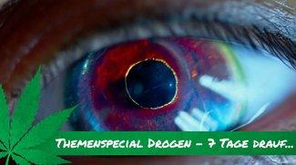 Bilderrätsel: Wer erkennt diese Filme & Serien anhand ihres Drogen-Trips?