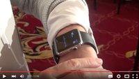 Ärzte zeigen EKG-Messung mit der Apple Watch