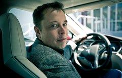 "Tesla-Chef Elon Musk: ""Bei..."