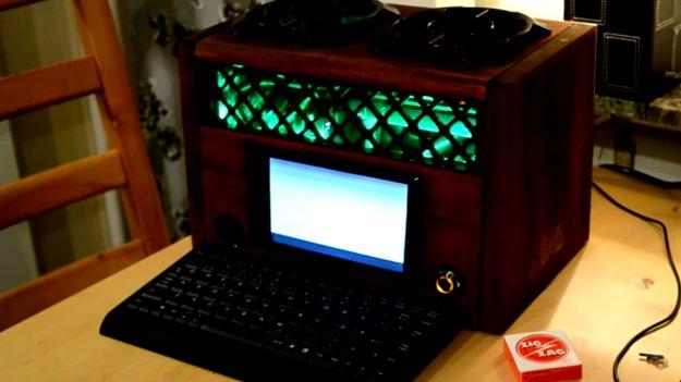 Fallout 4: So baut ihr euch einen eigenen Tube Radio Computer!