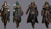 Assassin's Creed Syndicate: Diese schicken DLC-Outfits gibt es gratis