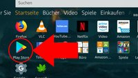 Amazon-Fire-Tablet: Play Store & Android-Apps installieren – so geht's