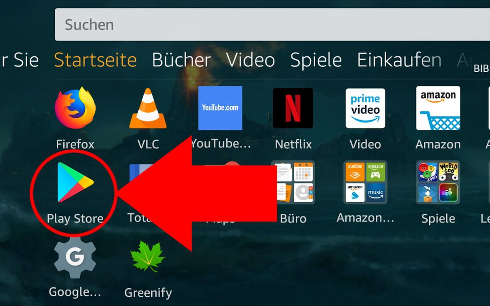 Amazon-Fire-Tablet: Play Store installieren – so geht's trotzdem