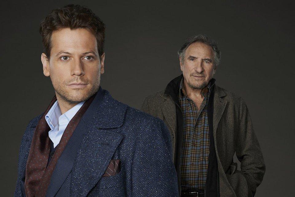 Henry Morgan (links) ist Abraham Morgans (rechts) Adoptiv-Vater. Bildquelle: ABC Network