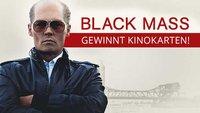 Gewinnt Freikarten für einen Kinobesuch von Black Mass mit Johnny Depp