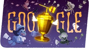 Global Candy Cup 2015: Halloween bei Google