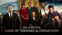 Serien wie Game of Thrones: Die 10 besten Alternativen